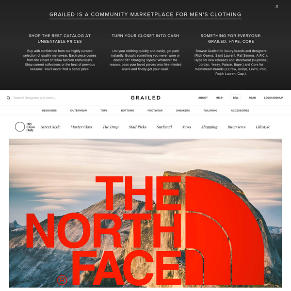 The Many Faces of The North Face - The North Face Brand Family