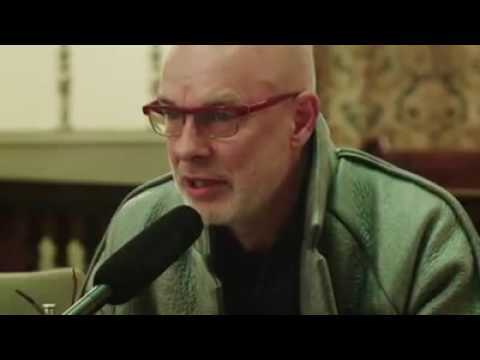 Brian Eno (Composer) gives us a great view about life.