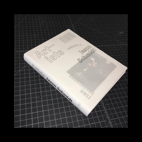 Mock Book Covers - Artists by Jason Schmidt