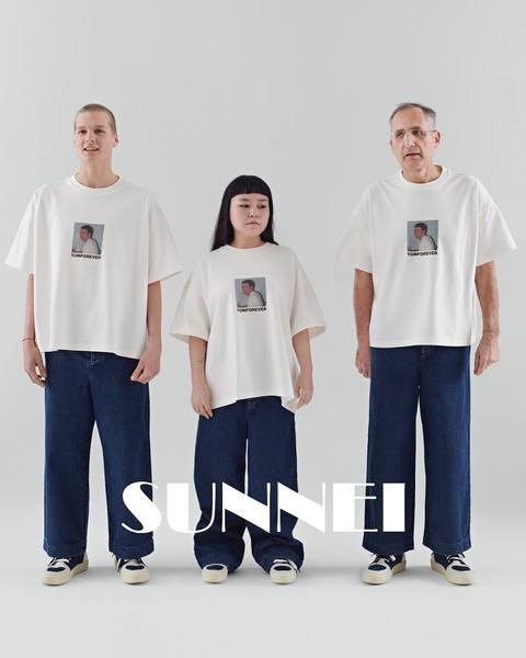 #SUNNEI SPRING SUMMER 2018 CAMPAIGN BY @ANDREAARTEMISIO STARRING LORENZO, SOJIN & GIORGIO. STYLING WITH @FRANCESCA_IZ...