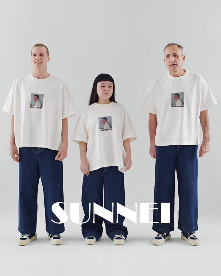 """3,997 Likes, 38 Comments - SUNNEI (@sunnei) on Instagram: """"#SUNNEI SPRING SUMMER 2018 CAMPAIGN BY @ANDREAARTEMISIO STARRING LORENZO, SOJIN & GIORGIO. STYLING..."""""""