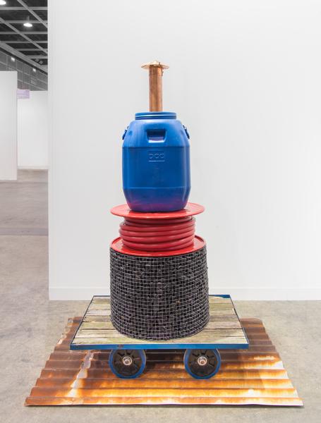 Charles Harlan, Hong Kong Pushcart, 2018