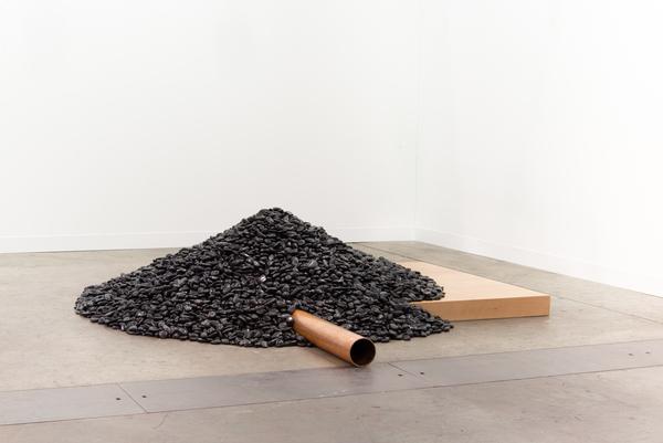 2018.03 Charles Harlan: Art Basel Hong Kong, Gutter, 2018