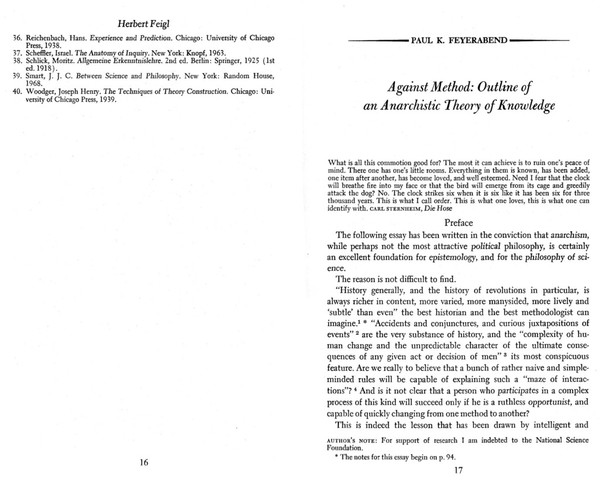 Against Method: Outline of an Anarchistic Theory of Knowledge.pdf