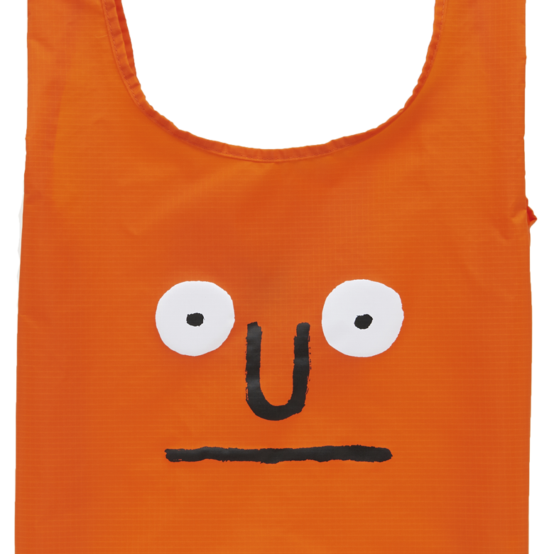 nounou-face-market-bag-tote-orange-stereo-vinyl-jean-jullien-eye-shut-island-designshop-stockholm-4.png