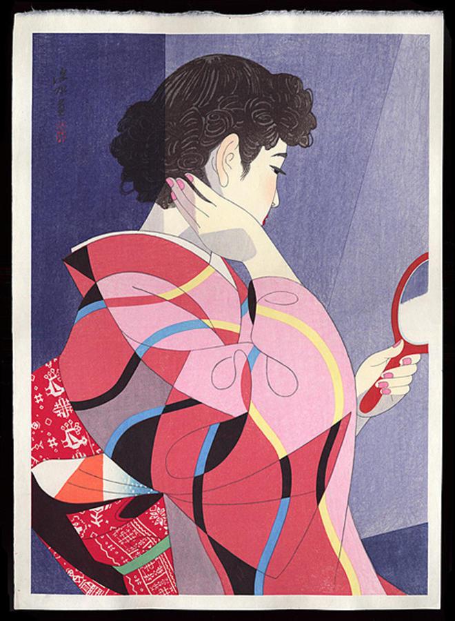 Tekagami, 1954