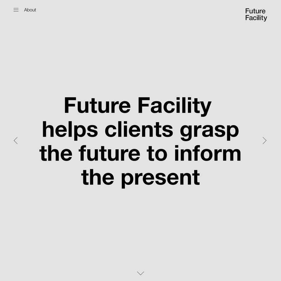 future facility is part of industrial facility