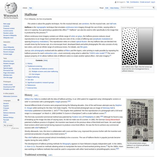 Halftone - Wikipedia