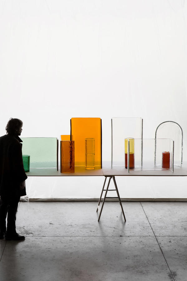 Alcova by Studio Bouroullec for Wonderglass