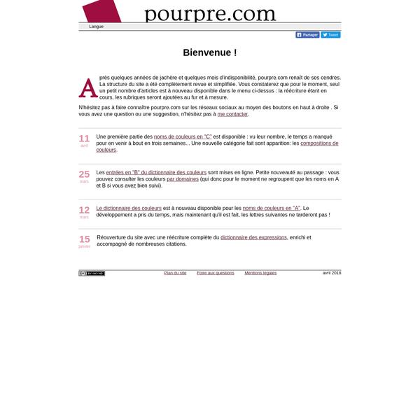 pourpre.com