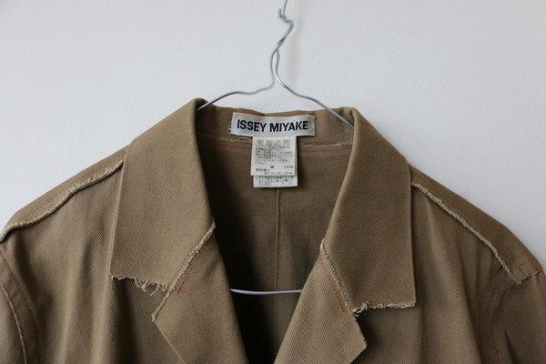 ISSEY MIYAKE Military Jacket