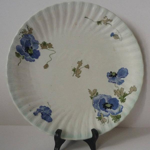 Porcelain plates, dessert plates floral, series plates plates vintage, French cooking - $24.00 EUR