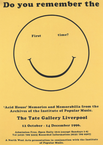 Jeremy Deller - Do you remember the First Time?