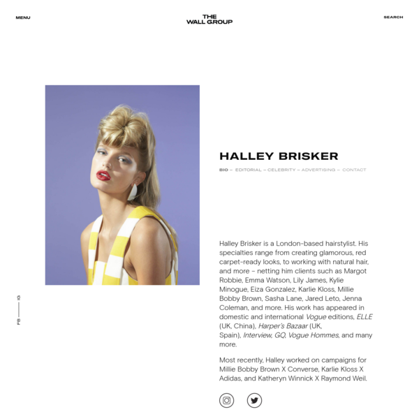 Halley Brisker | The Wall Group