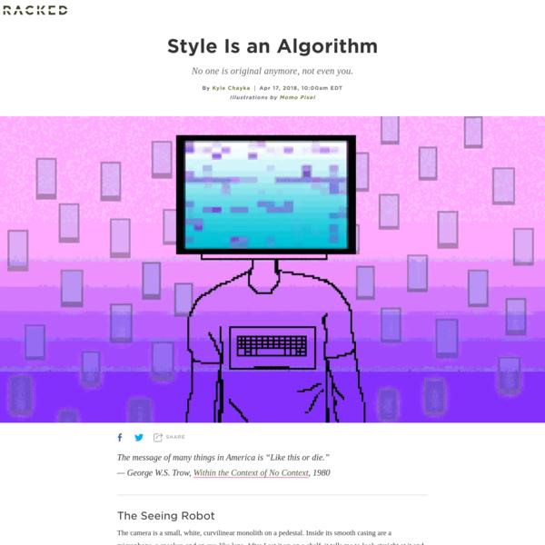 Have Algorithms Destroyed Personal Taste?