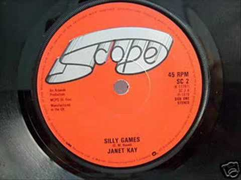 """Janet Kay - Silly Games 12"""""""