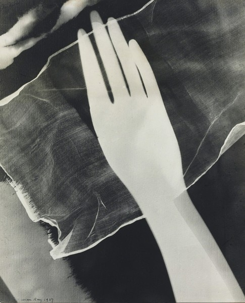Man Ray, 'Rayograph of Hand', 1927/1960c, Contemporary Works