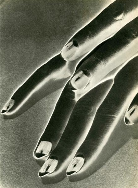 Study of Hands Man Ray 1930