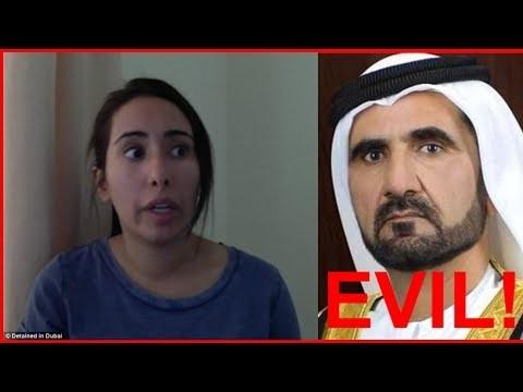 Dubai Princess Latifa Al Maktoum EXPOSES the TRUTH about her father Mohammed Rashid Al Maktoum