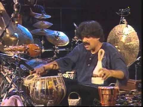 Joe Zawinul & Trilok Gurtu 25 Festival Jazz Frankfurt 1994