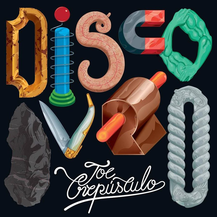 Joe Crepusculo - Disco Duro