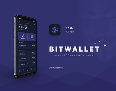Bitwallet - iOS App for Cryptocurrency World