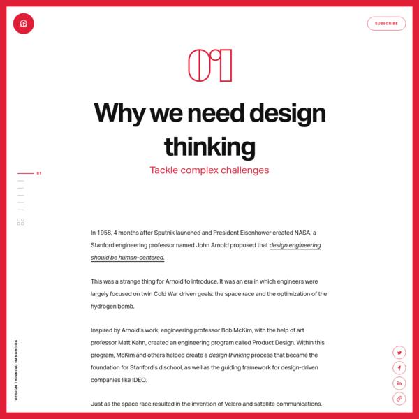 Design Thinking Handbook-from DesignBetter.Co