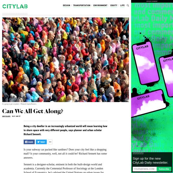 A Plea for an Ethical City