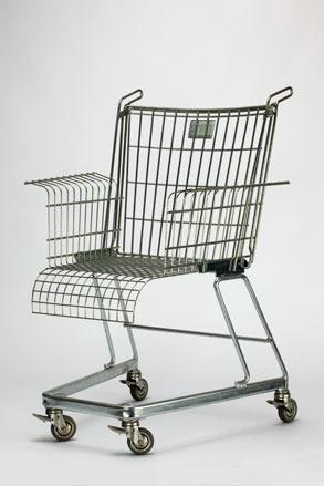 Consumer's Rest', Frank Schreiner's 1983 chair for Stiletto Studios