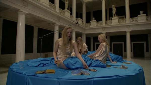 RAGNAR KJARTANSSON Song, 2011 Edition of 6 + 2 ap Video (duration: 6 hours) 2:00 excerpt
