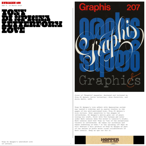 Lubalin 100 - Lubalin 100: Day 3