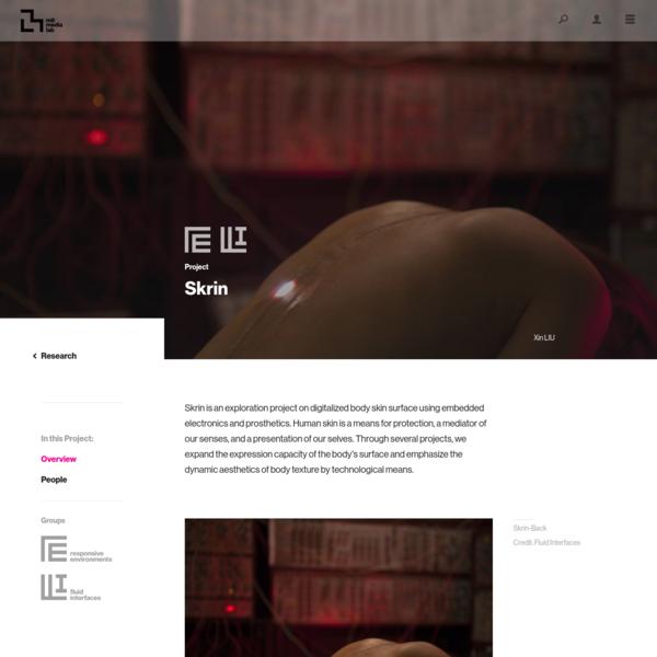 Project Overview ‹ Skrin - MIT Media Lab