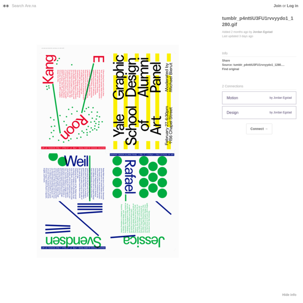 Are.na is a social platform for creative and collaborative research.