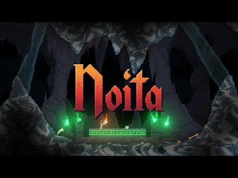 This is the first official trailer for Noita. http://noitagame.com/ Noita is a magical action rogue-lite set in a world where every pixel is physically simulated. Fight, explore, melt, burn, freeze and evaporate your way through the procedurally generated world using spells you've created yourself.