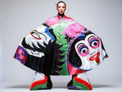 #fashion #fetishmaterial #silk #chinaculture