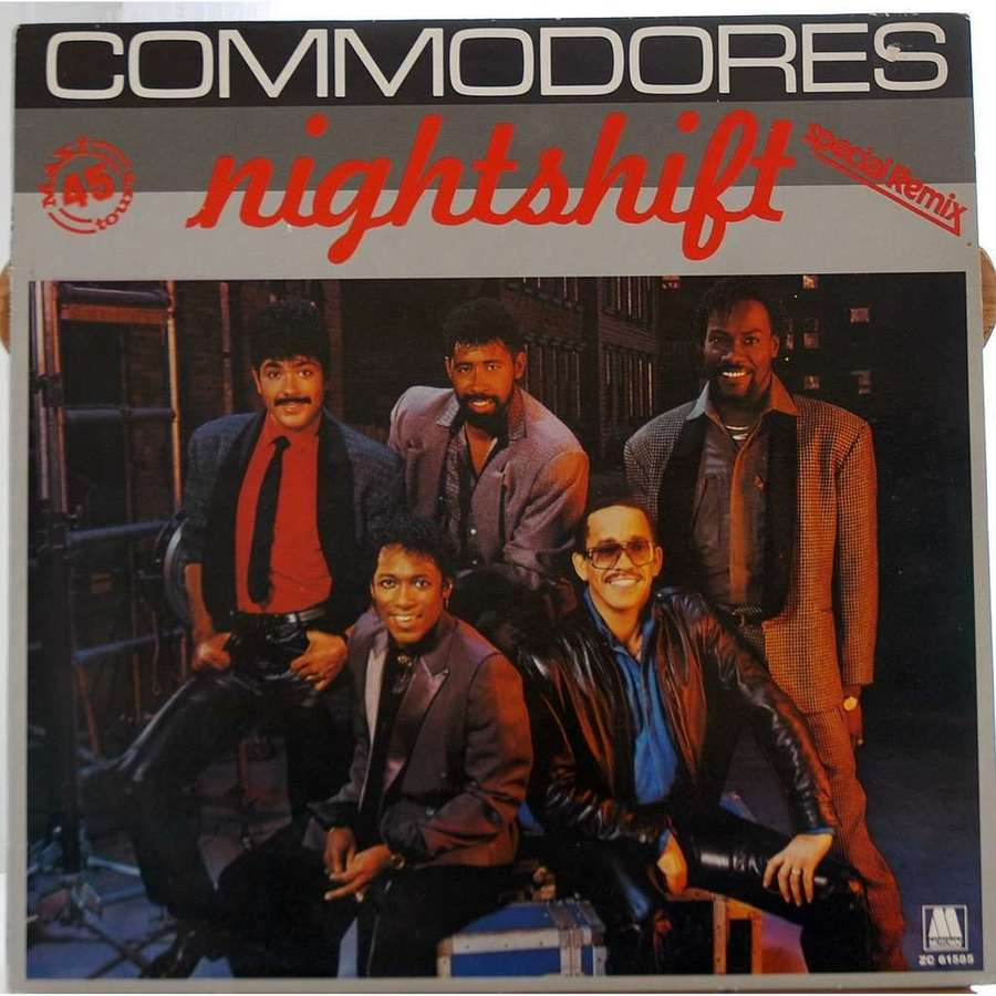 Commodores, 1985 (Special Remix release)