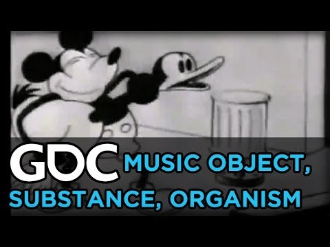 Music Object, Substance, Organism