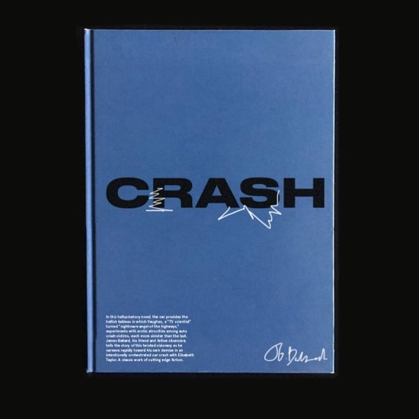 Crash Book Design by us