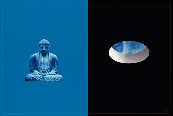 Sarah Charlesworth, Buddha of Immeasurable Light (1987)