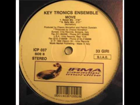 Key Tronics Ensemble - Move (Salty Mix)