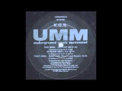 K.G.B. -- Detroit 909 (1991)