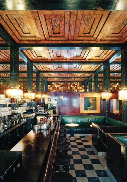 The American Bar, Vienna