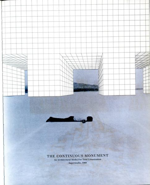 The Continuous Monument (1969) Superstudio.pdf