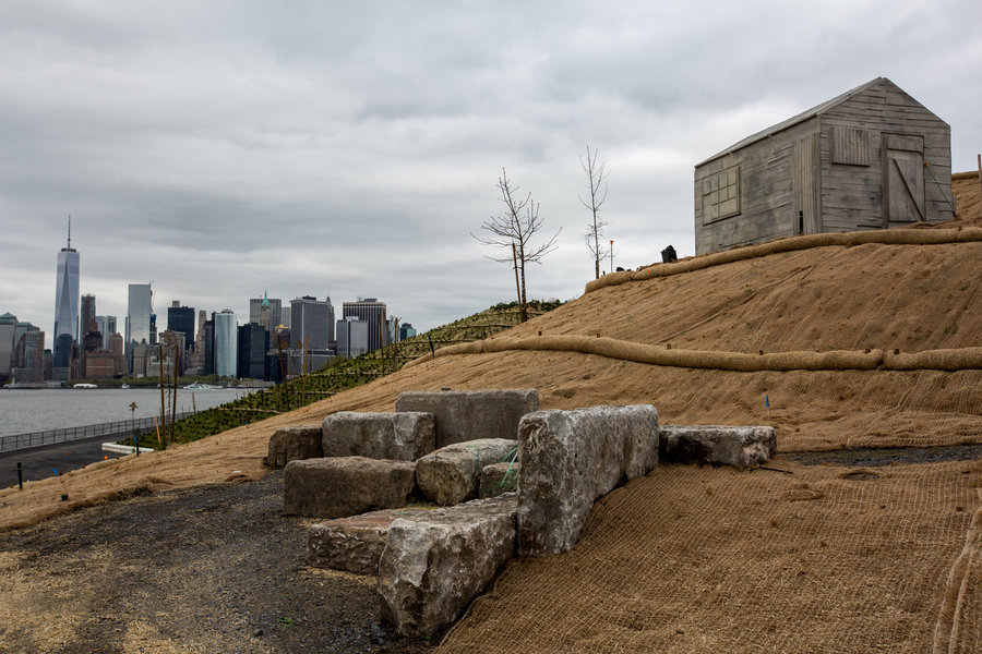 55. Reviving Governor's Island as a Public Green Cultural Space