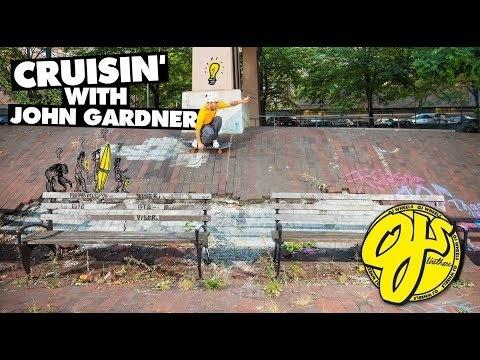 Cruisin' NYC: John Gardner