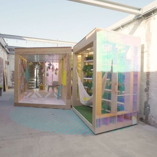 A micro-living, shared-housing concept, MINI LIVING URBAN CABIN aims to offer a solution to the challenges of urban l...