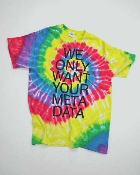Metadata T-shirt