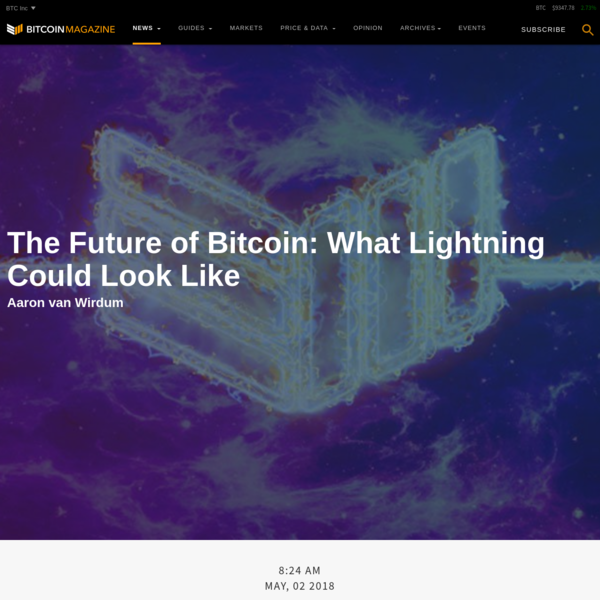 After years of conceptualization and development, the first Lightning implementations are now in beta. As a result, more nodes are appearing online every day, a growing number of users are opening channels with one another, and some merchants even started to accept Lightning payments.
