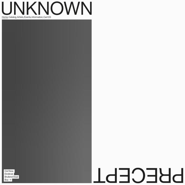 Unknown Precept