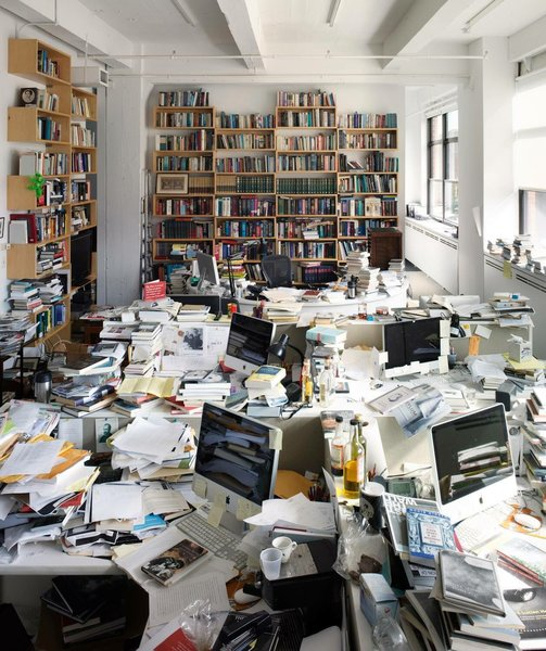 New York Review of Books office